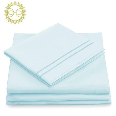 product image of cosy house bed sheets