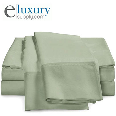 product image of eluxury supply sheets small