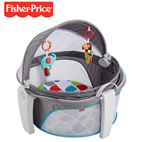 product image of fisher price travel crib small