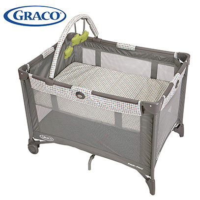 product image of graco travel crib