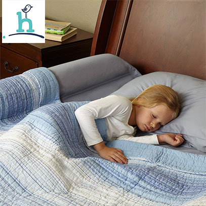 product image of toddler bed guard hiccapop