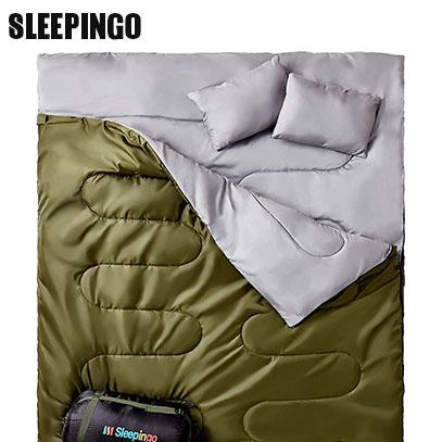 sleepingo product image hiking sleeping bag