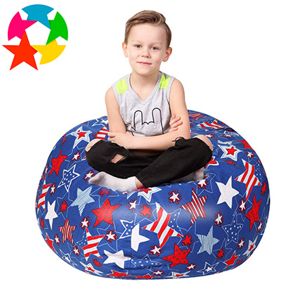 5 stars united bean bag product image small