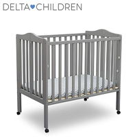 DELTA CHILDREN MINI CRIB PRODUCT IMAGE SMALL
