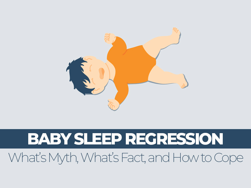 How To Cope With Baby Sleep Regression