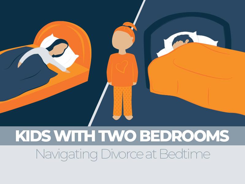 Navigating Divorce at Bedtime