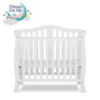 PRODUCT IMAGE OF DREAM ON ME MINI CRIB FOR KIDS SMALL
