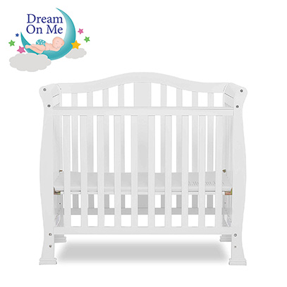 PRODUCT IMAGE OF DREAM ON ME MINI CRIB FOR KIDS