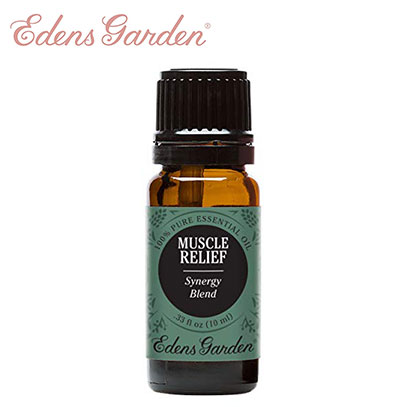 ednes garden product image of muscle relief oil