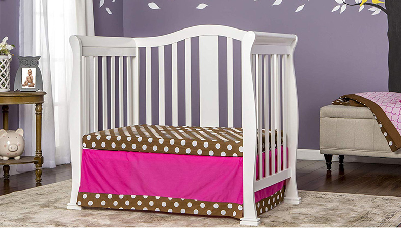 image of beautiful crib for children