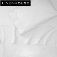 linen house product image sheets small