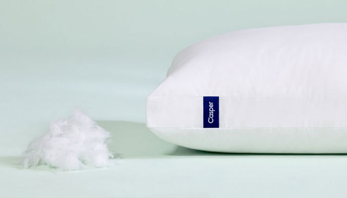 original casper pillow material