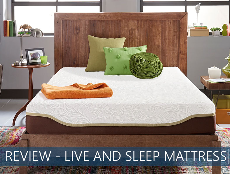 our review of the mattress brand live and sleep