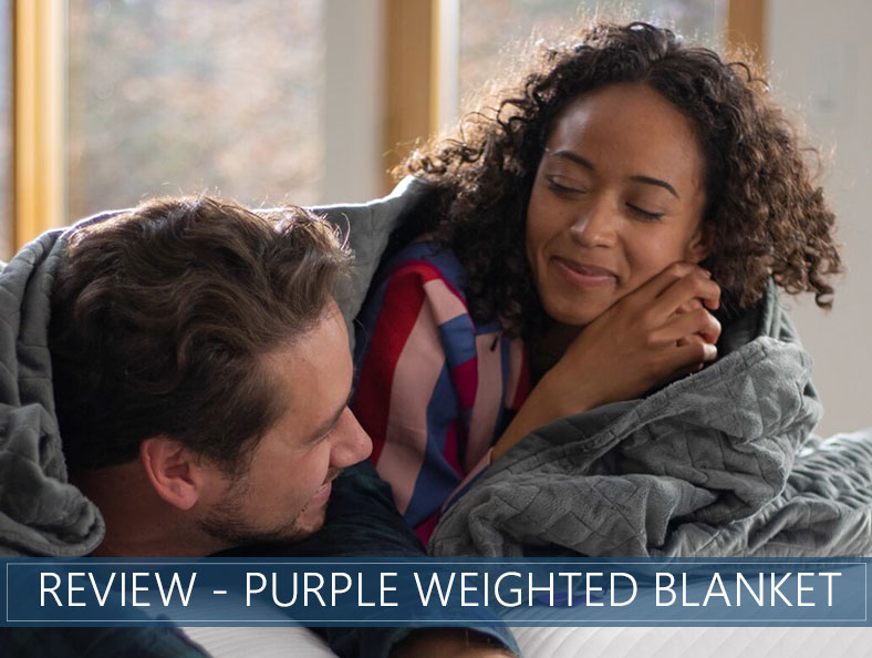 our review of the weighted purple blanket