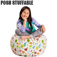 posh stuffable product image of bean bag small