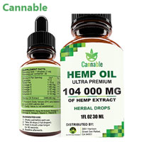product image of cannable hamp oil ultra premium