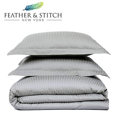 product image of feather and stitch