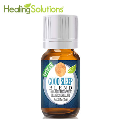 product image of good sleep blend oil healing solutions