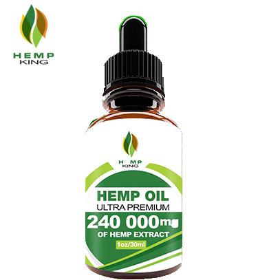 product image of hemp king oil