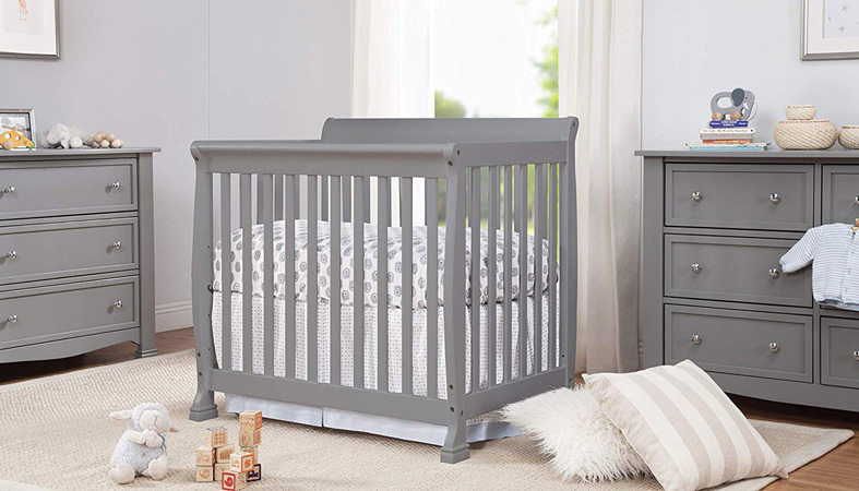 product image of portable crib for baby