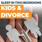 Sleep Tips for Kids After Divorce
