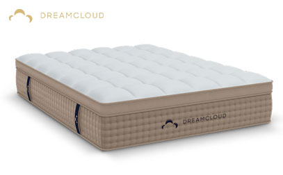 DreamCloud Bed Product Image