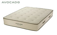 avocado green bed mobile image