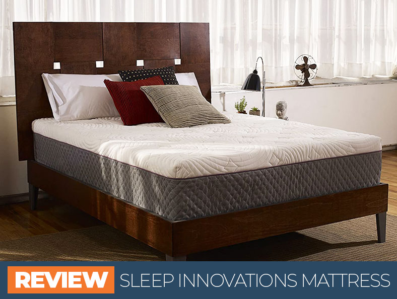 Our in depth overview of the Sleep Innovations bed new