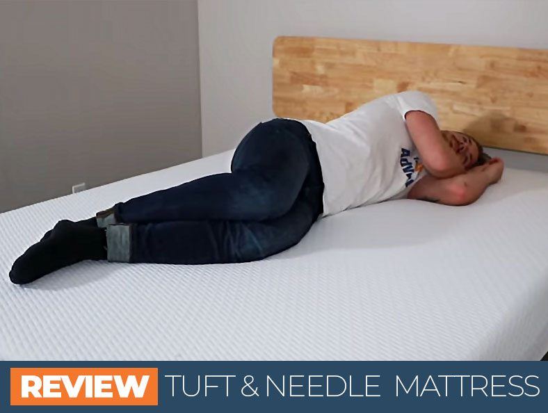 our in depth review of the tuft and needle bed