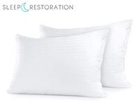 product image of sleep restoration gel pillow small
