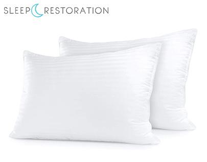 product image of sleep restoration gel pillow