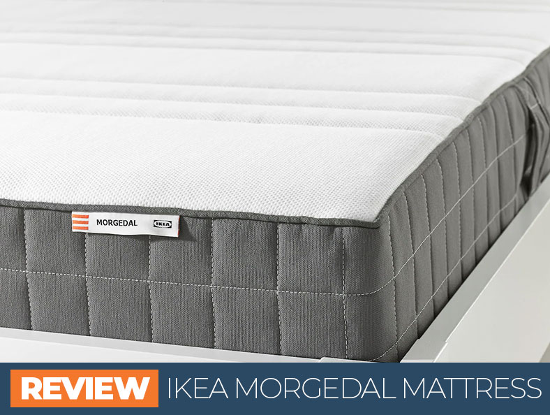 review of the ikea morgedal bed in depth