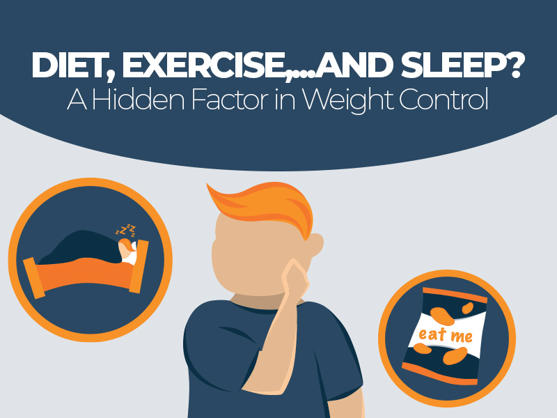 Diet, Exercise and Sleep