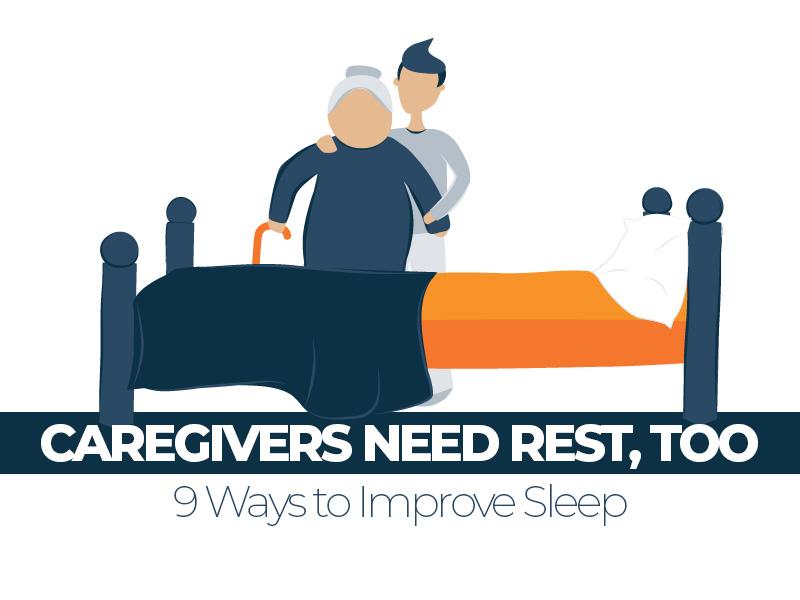 Tips for Providing Better Care By Sleeping Better