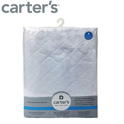 carter's product image of crib pad