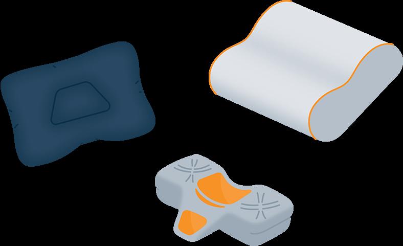 Contour Pillows