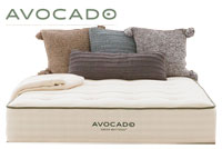 avocado green mattress image with white background small version