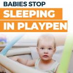 Pack 'n play sleep safety