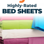 9 Highly Rated Bed Sheets