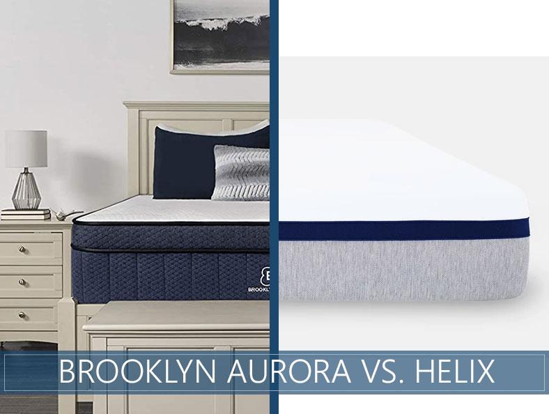 Brooklyn Aurora vs Helix Comparison