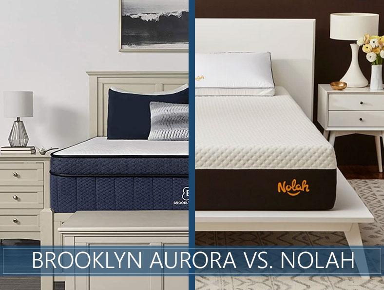Brooklyn Aurora vs Nolah Comparison