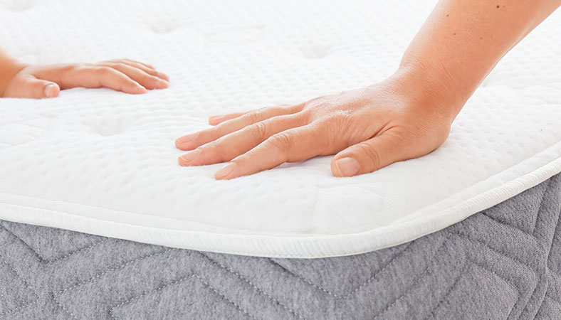 Close-up image of allswell mattress