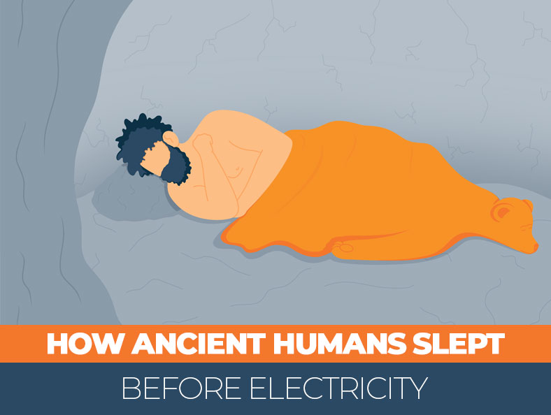 How Ancient Humans Slept Before Electricity