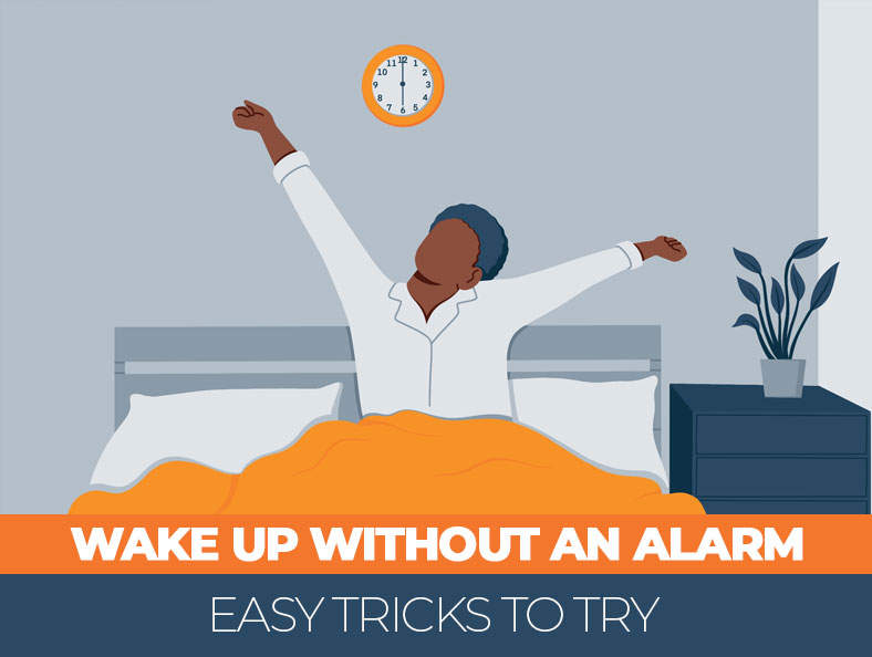 How to Wake up Naturally Without an Alarm Clock