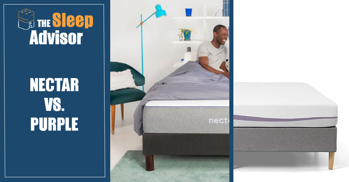 Nectar Vs Purple Mattress Comparison Which One Is Made For You