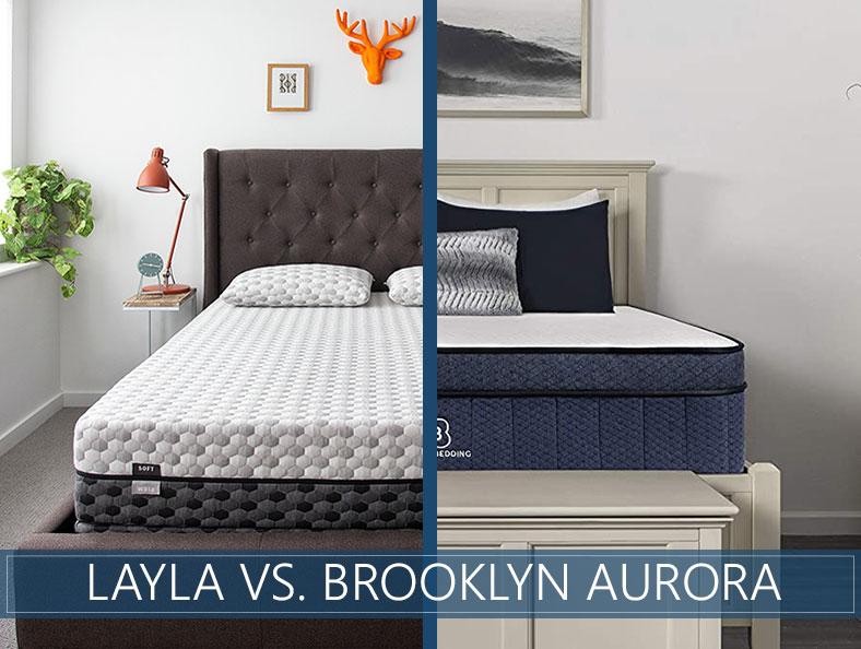 Layla Vs Brooklyn Aurora Comparison