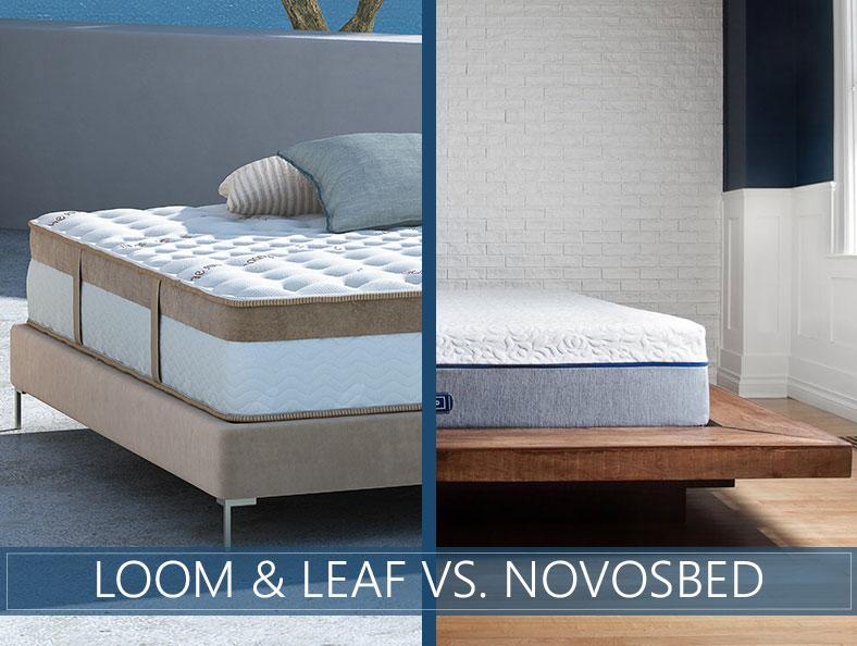 Loom and Leaf vs Novosbed Comparison