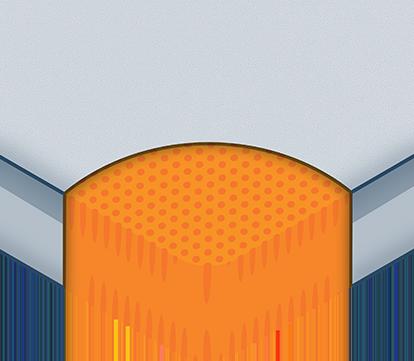 Medium Illustration of Latex Mattress