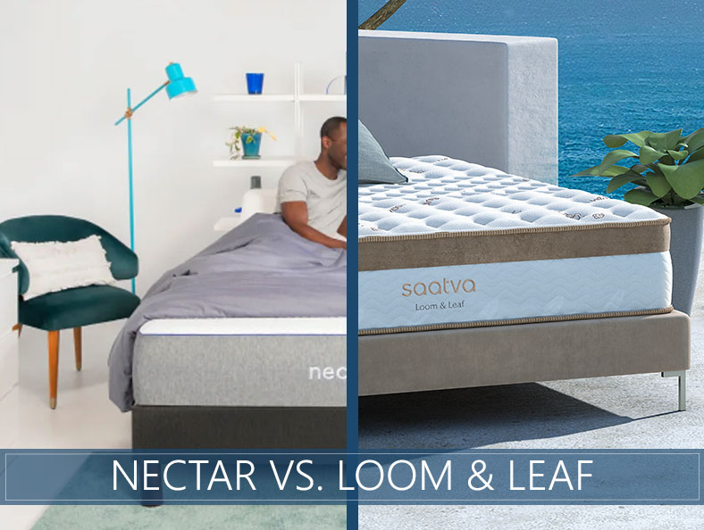Nectar vs Loom and Leaf Comparison