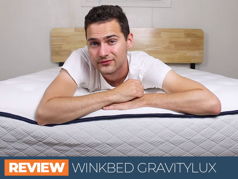 Our review of the winkbed gravitylux bed